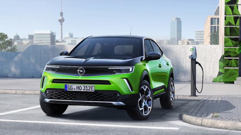 Motori di Opel Mokka