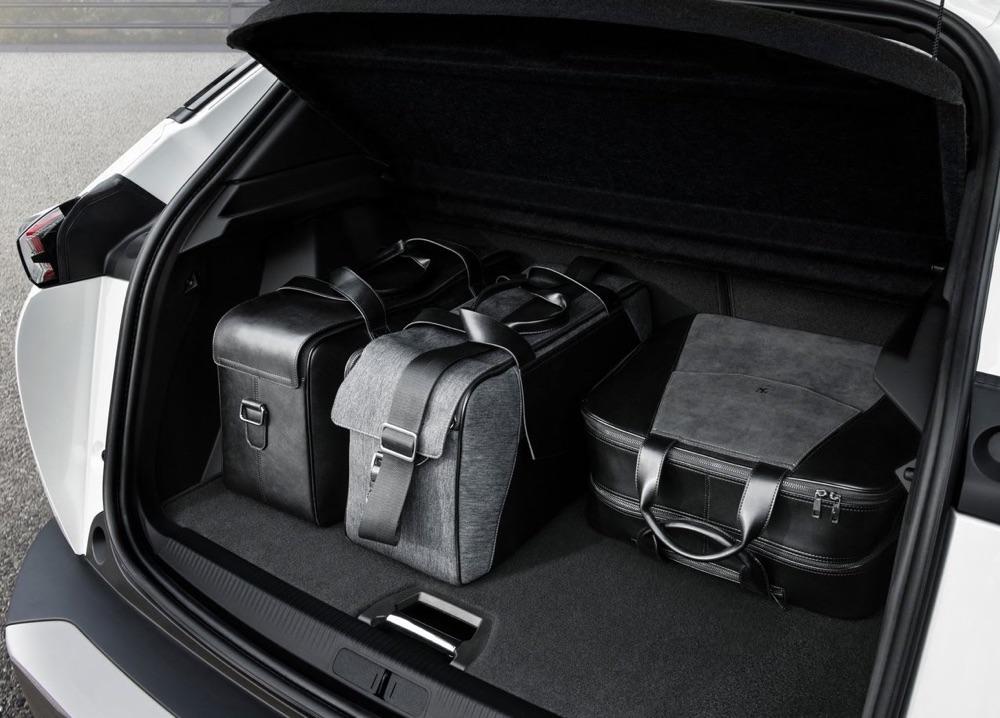 Bagagliaio di Nuova Peugeot 2008