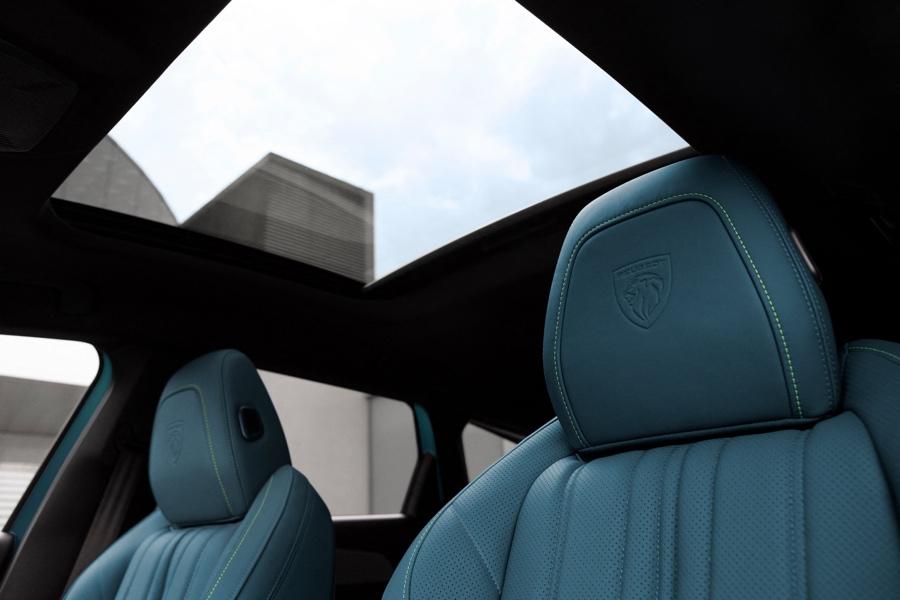 Tetto panoramico su Peugeot 308 SW 2021