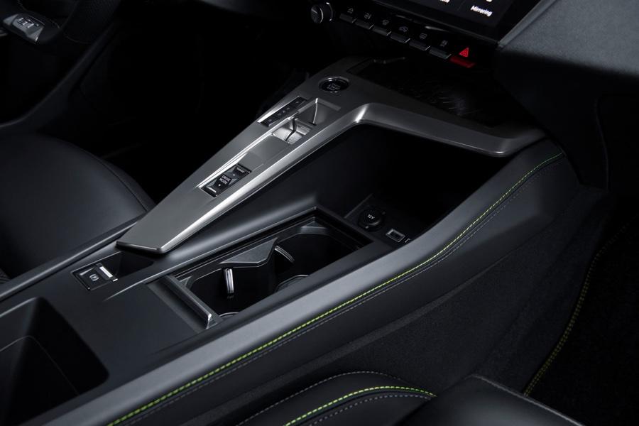 Cambio di Nuova Peugeot 308