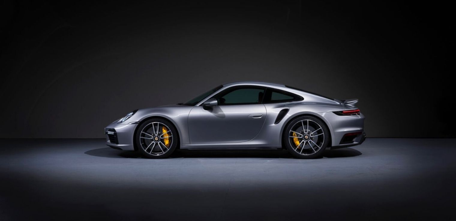 Nuova Porsche 911 Turbo S coupe