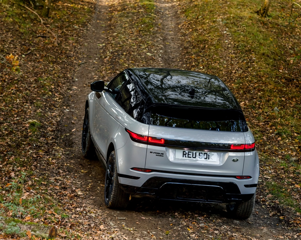 Evoque 2019 ibrida plug-in