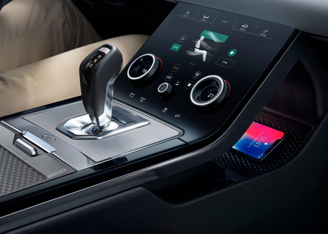 Range Rover Evoque Touch Pro Duo