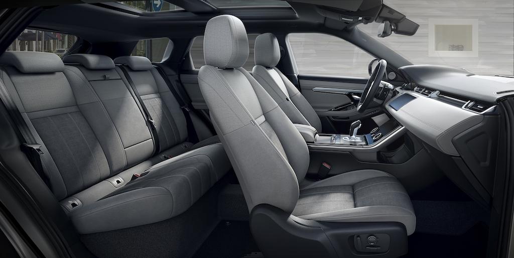 Sedili di Range Rover Evoque 2019