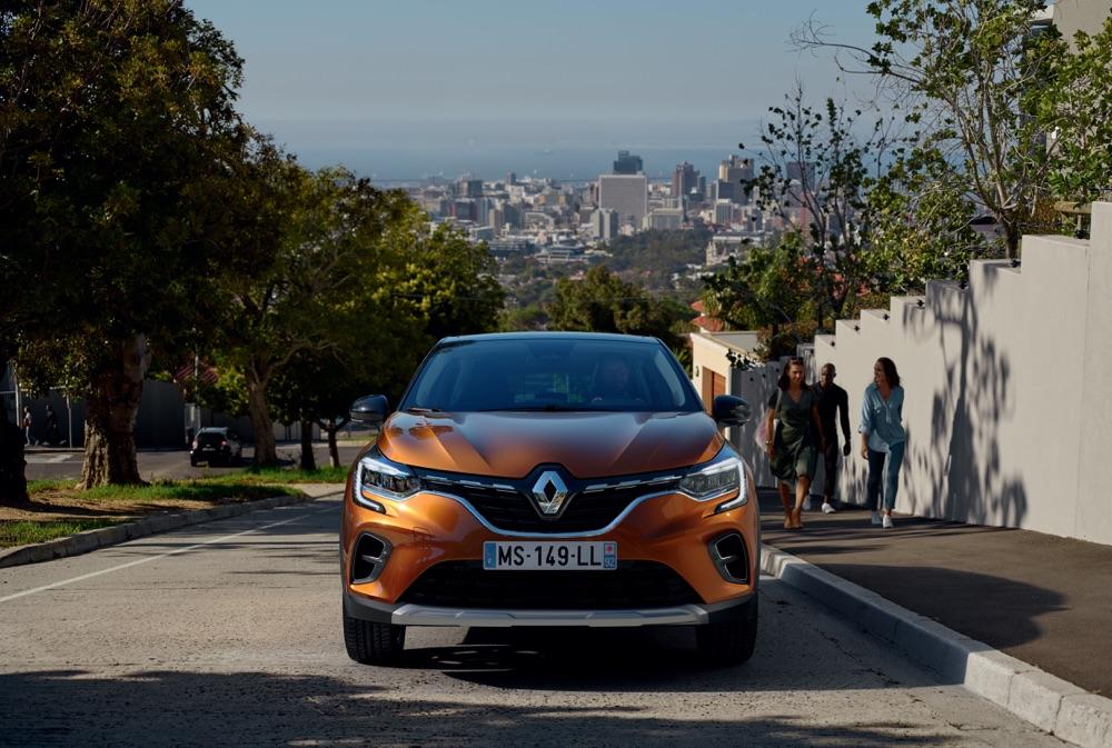 Motori di nuova Renault Captur