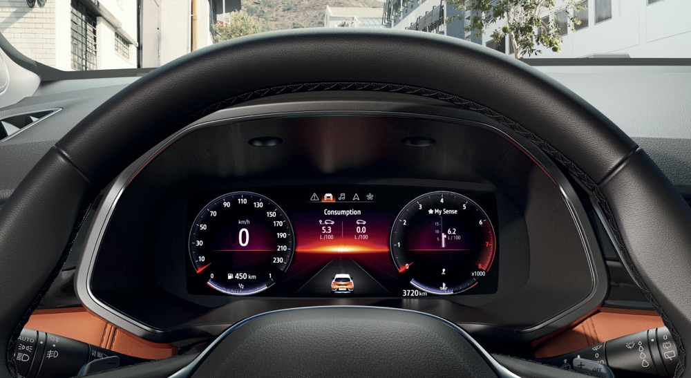 Smart Cockpit di nuova Renault Captur