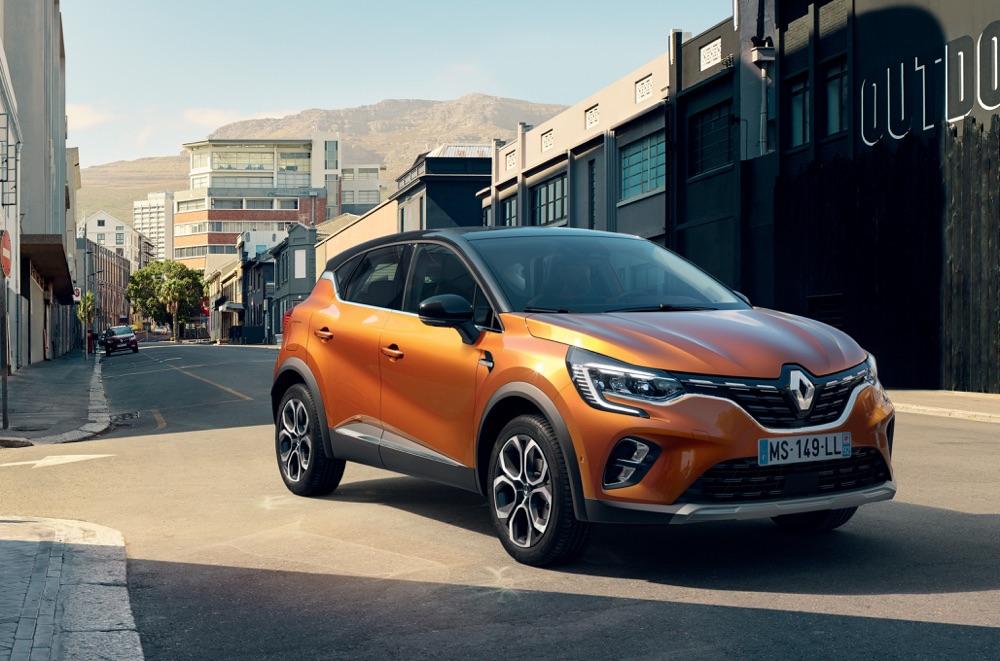 nuova Renault Captur 2019