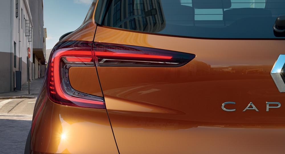 nuova Renault Captur E-Tech