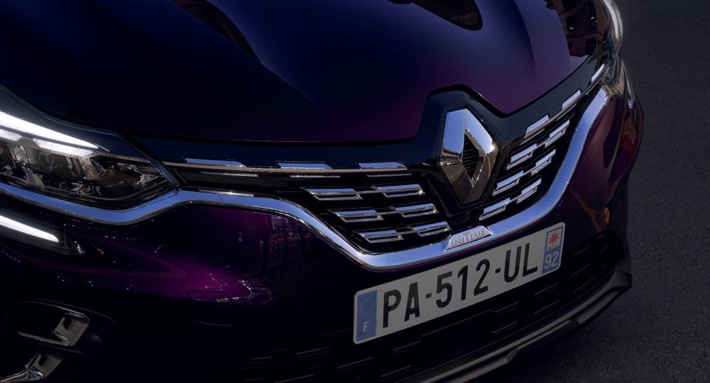 nuova Renault Captur Initiale Paris