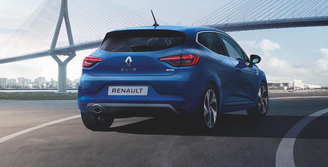 Versioni di nuova Renault Clio 2019