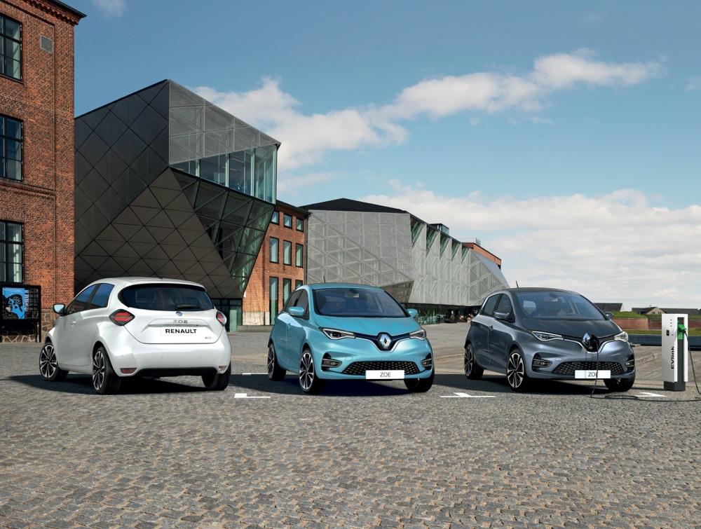 ADAS su Nuova Renault Zoe