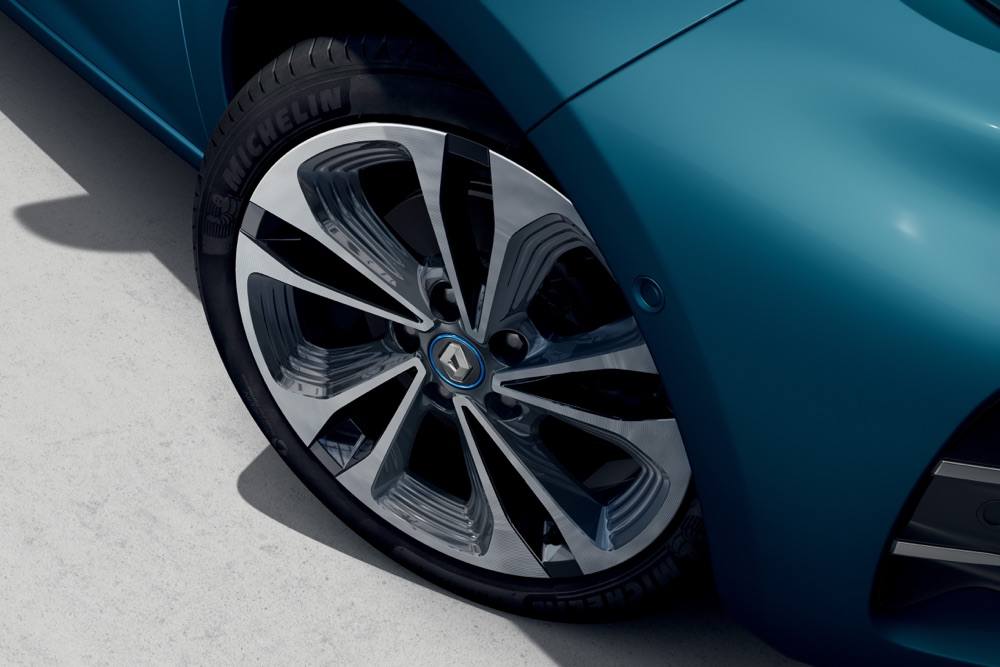 Cerchi in lega di Nuova Renault Zoe