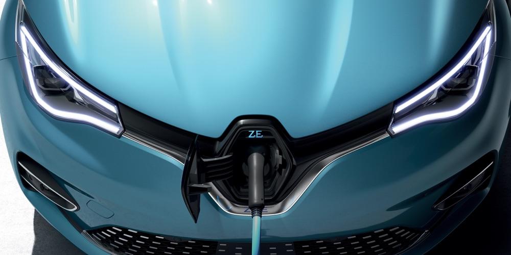 Fari full led Nuova Renault Zoe