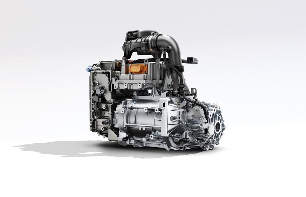 Motore di Nuova Renault Zoe