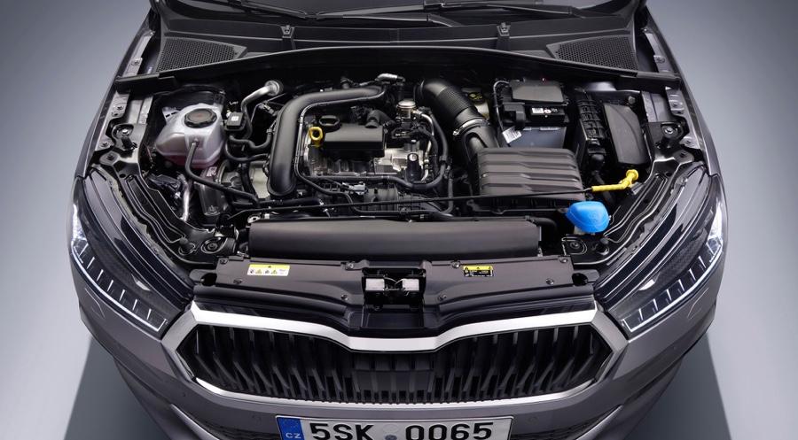 motori di nuova Skoda Fabia 2021