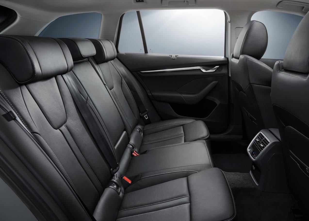 Climatronic su Nuova Skoda Octavia wagon 2020