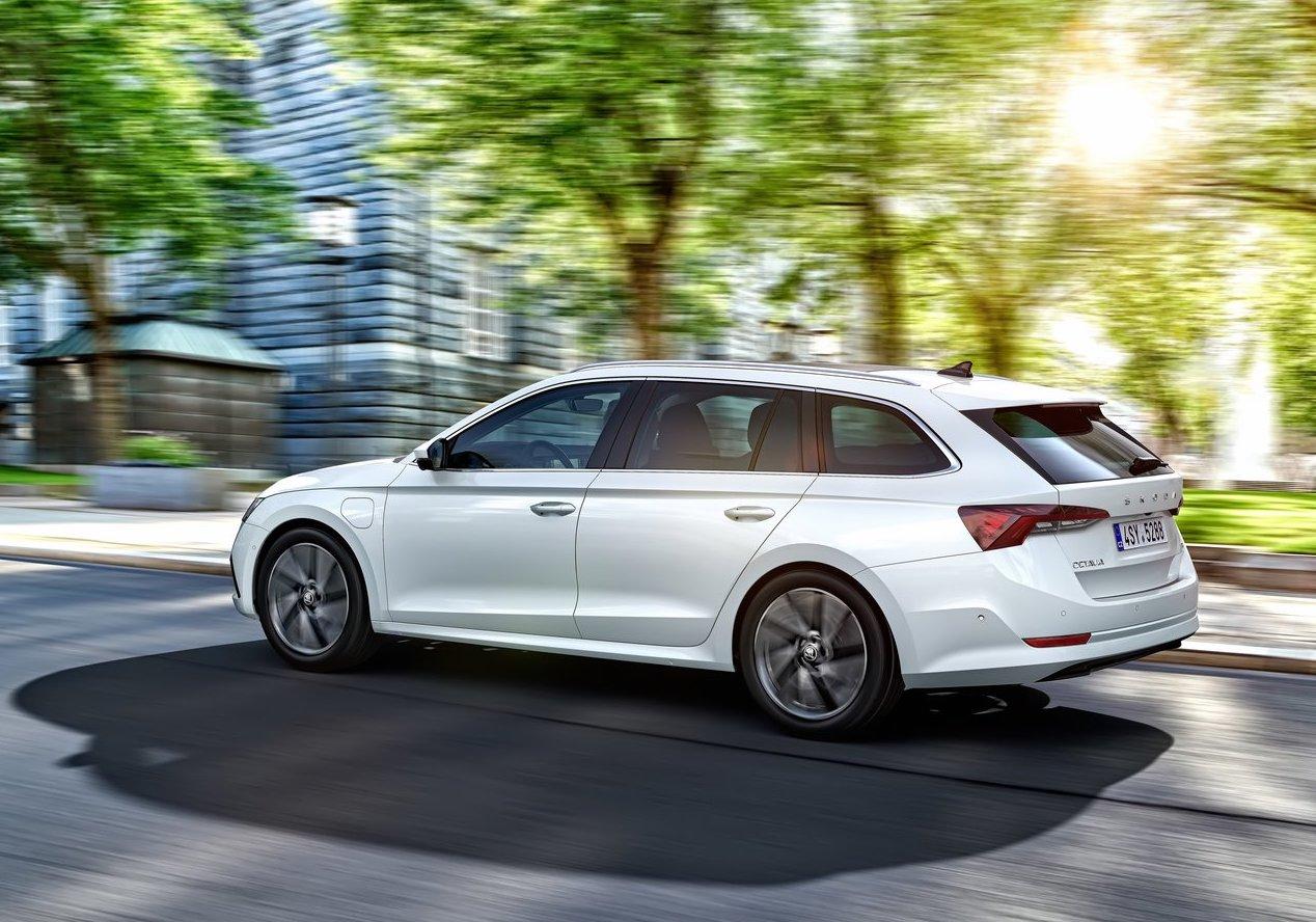 Consumi di Nuova Skoda Octavia wagon 2020
