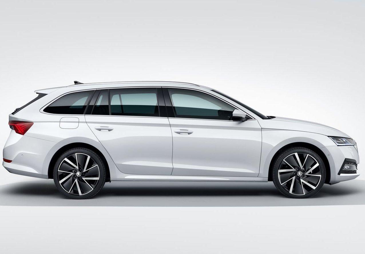 Dimensioni di Nuova Skoda Octavia wagon 2020