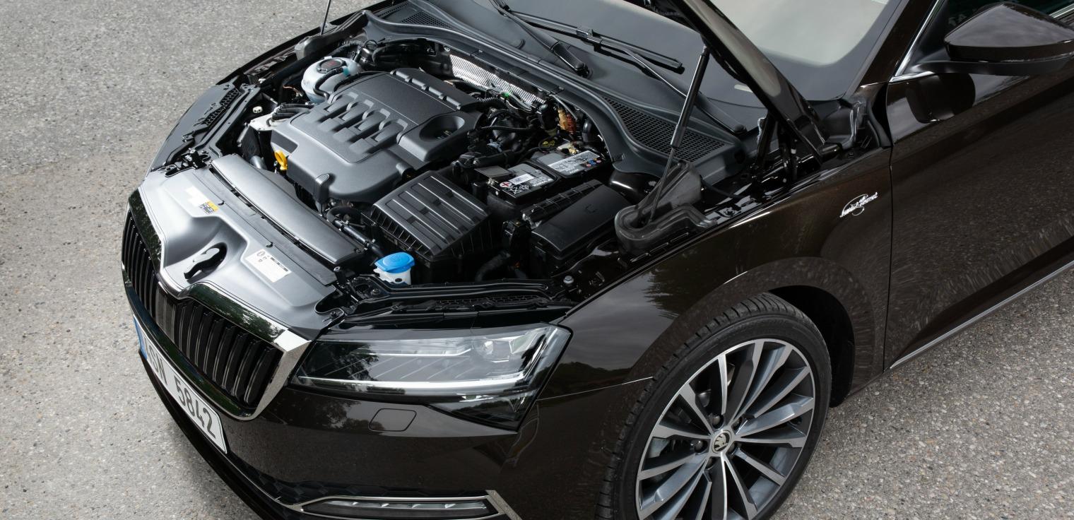 Motore-nuova-Skoda-Superb