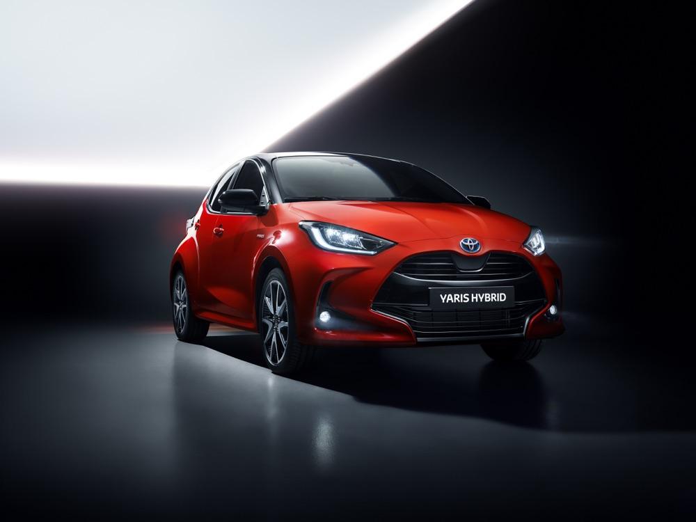 ADAS su Nuova Toyota Yaris 2020