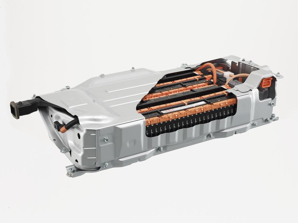 Batteria Nuova Toyota Yaris Hybrid
