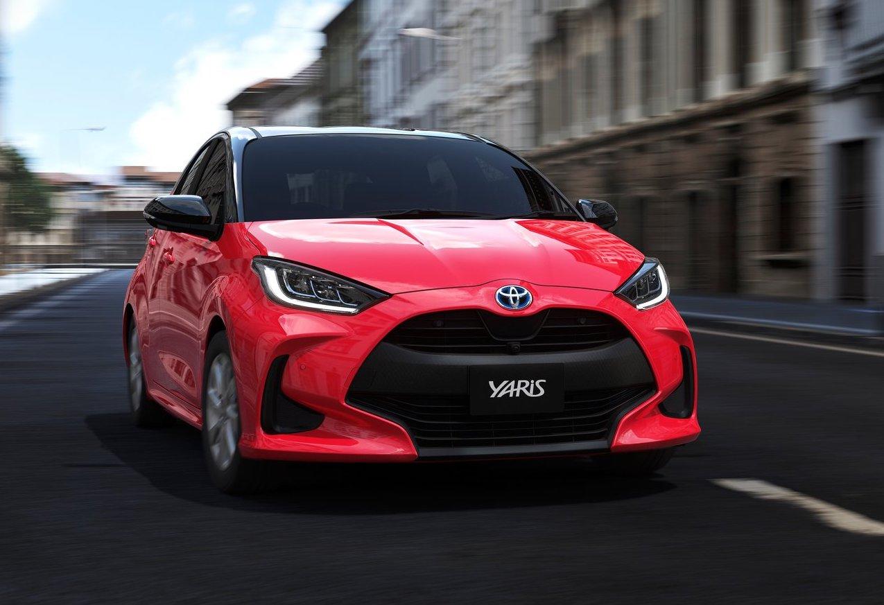 Toyota Yaris 2020 benzina