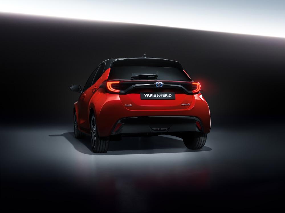 Uscita di Nuova Toyota Yaris 2020