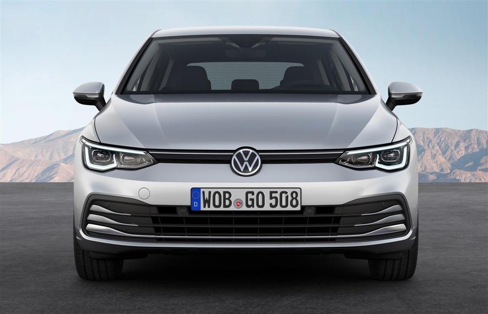 Uscita di Volkswagen Golf 8