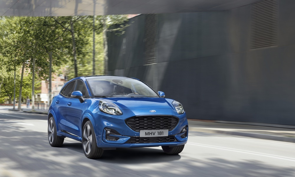 Ford Smart Mobility >> Nuovo Ford Puma - gallery | Fleet Magazine