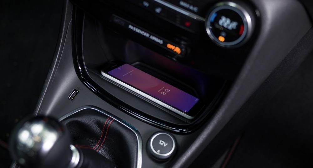Ricarica wireless Ford Puma