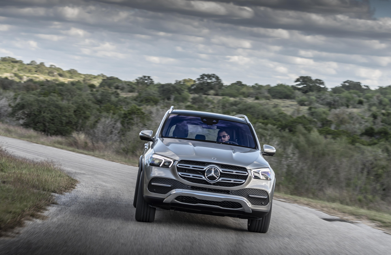 Adas nuovo Mercedes GLE
