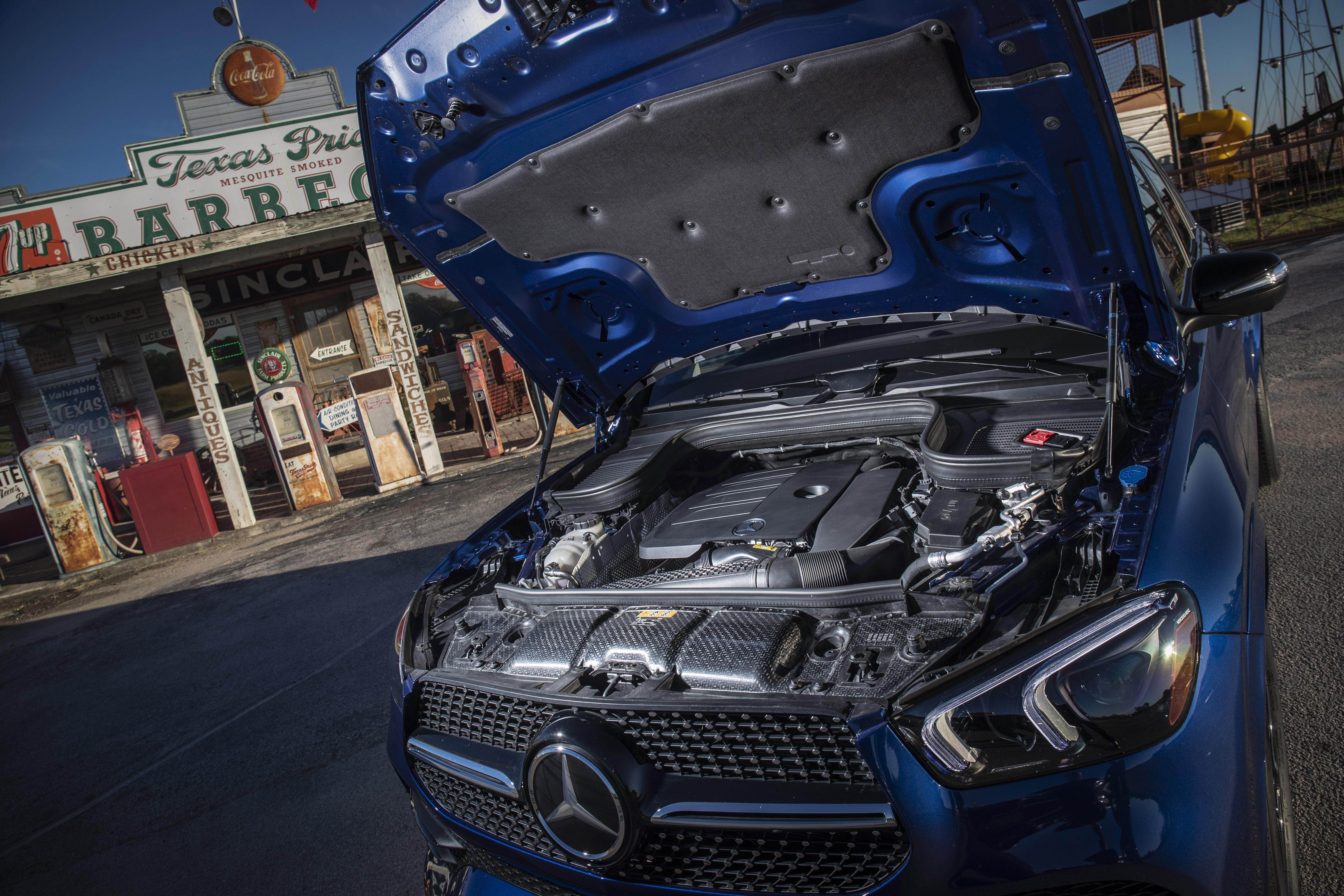 Motori nuovo Mercedes GLE