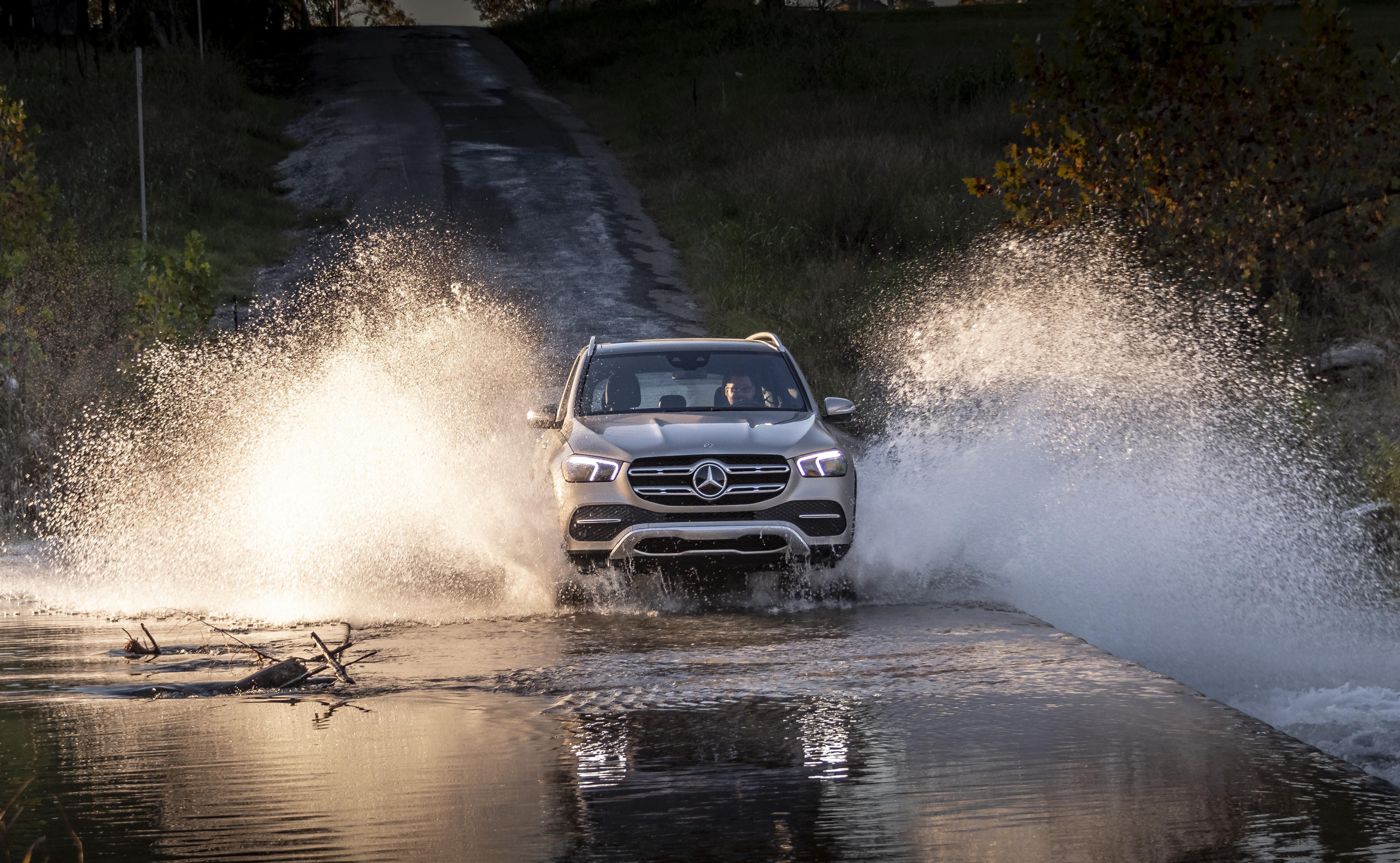 Trazione integrale nuovo Mercedes GLE