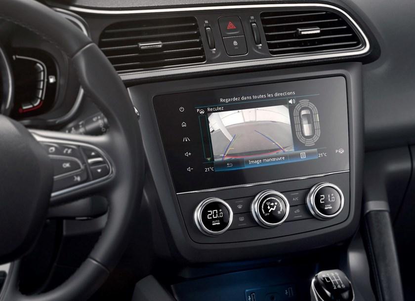 Tecnologia nuovo Renault Kadjar