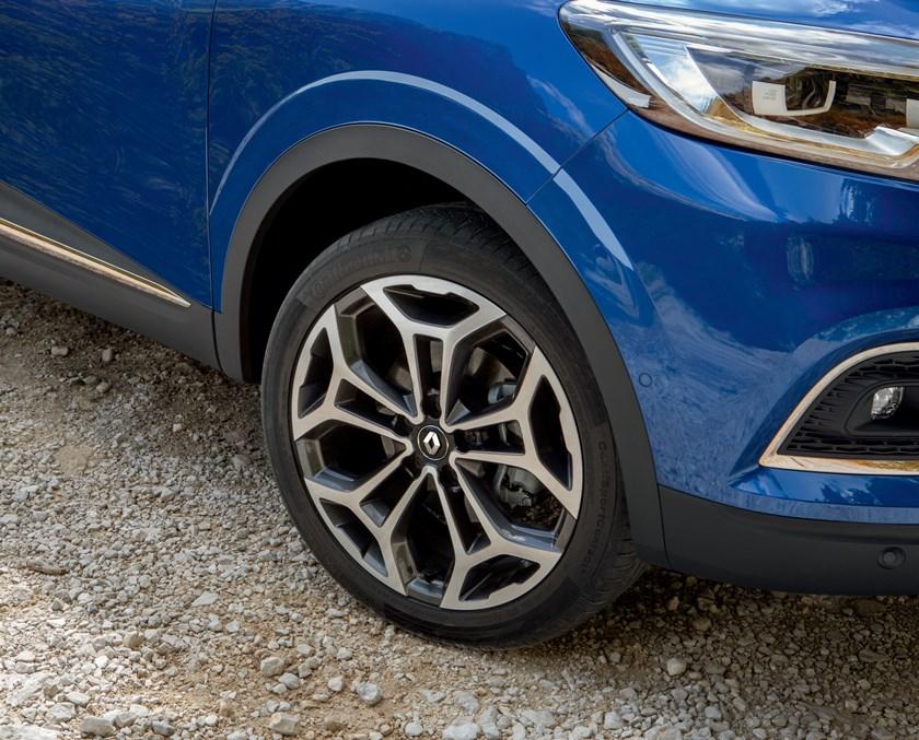 Dettaglio nuovo Renault Kadjar