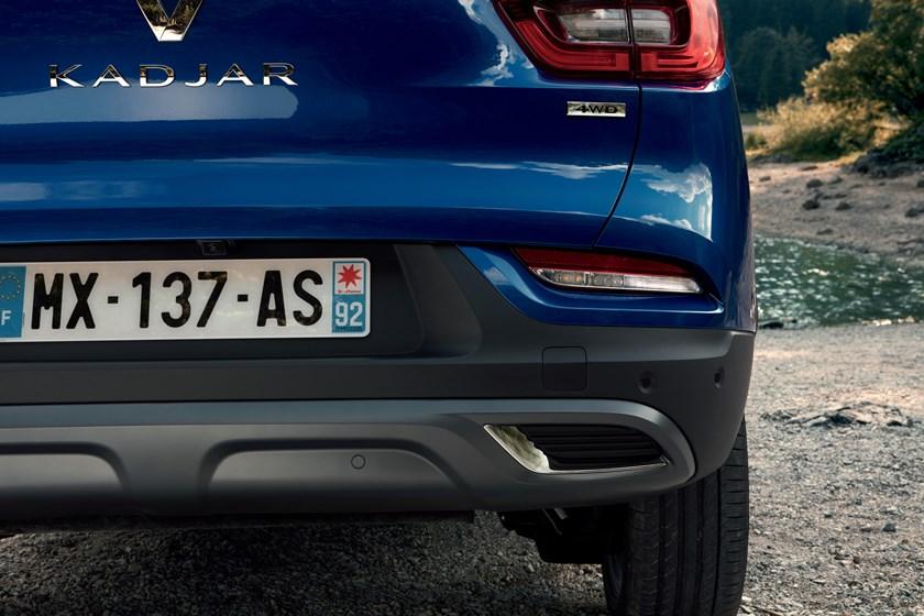 nuovo Renault Kadjar lancio