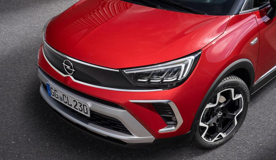 Motori di Opel Crossland 2021
