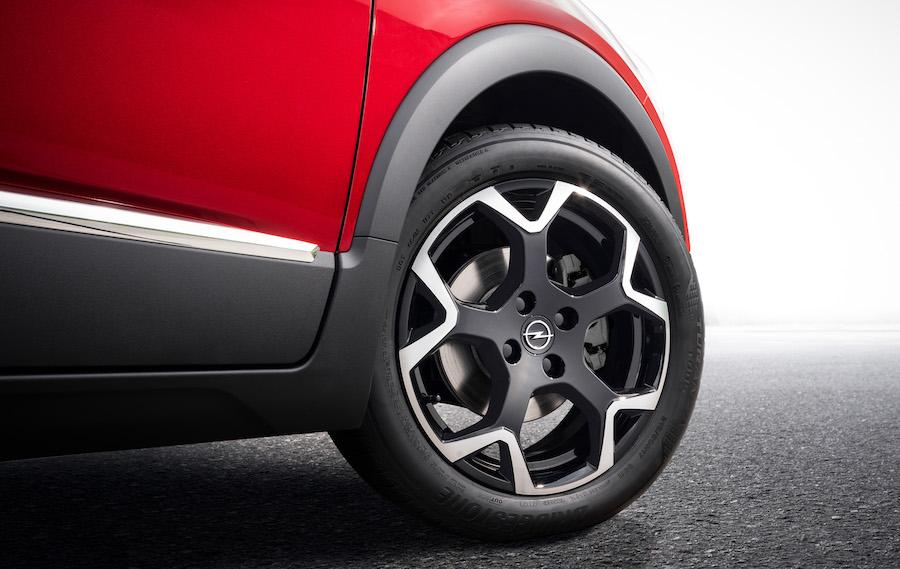 Opel Crossland 2021 GS Line