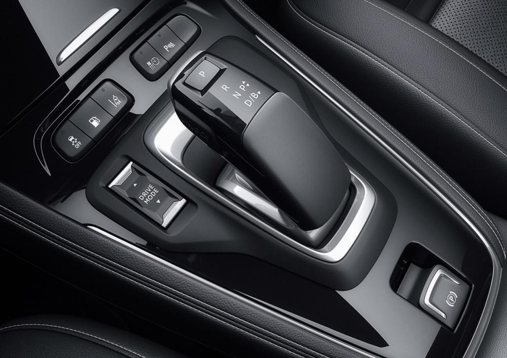 Opel Grandland X Hybrid, cambio automatico