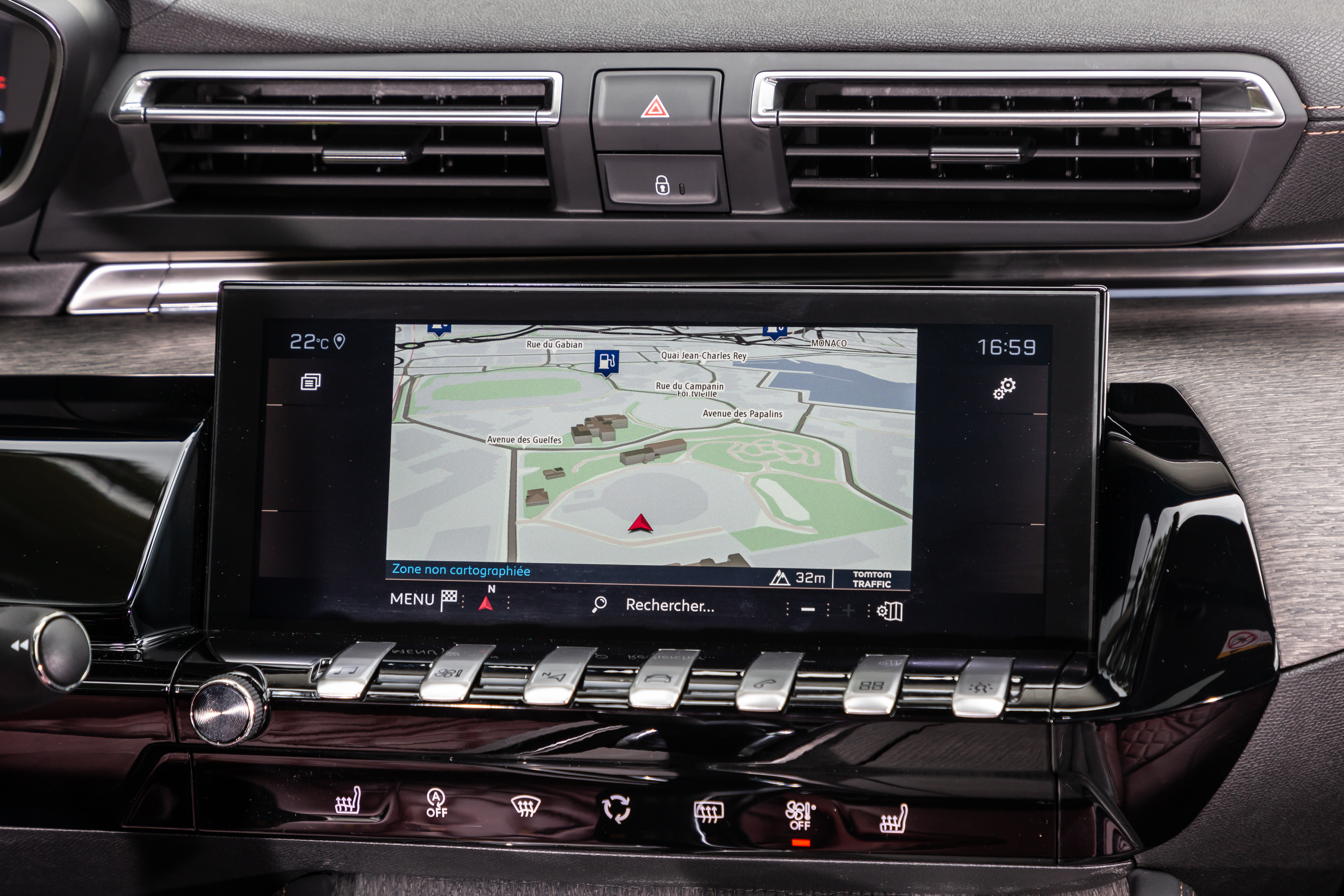 Peugeot-508-navigatore