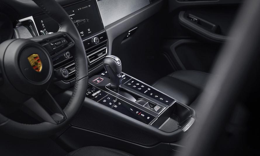 Porsche Macan 2021 cambio pdk
