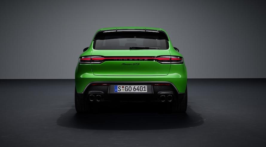 Porsche Macan 2021 uscita