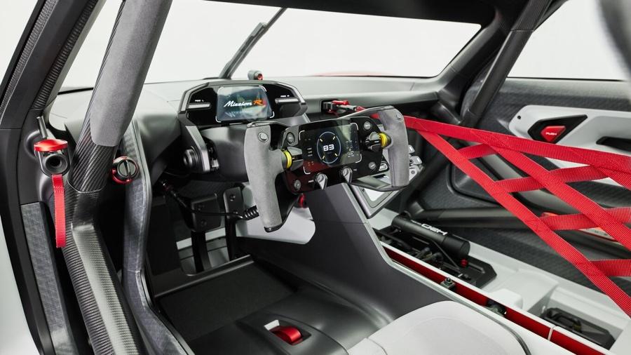 Porsche Mission R monomarca