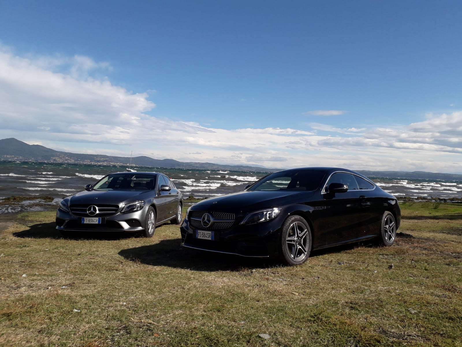 motori nuova Mercedes Classe C