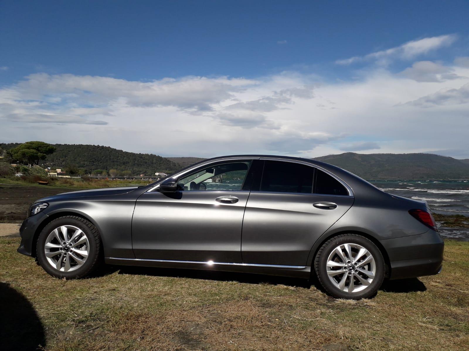 ADAS Mercedes Classe C