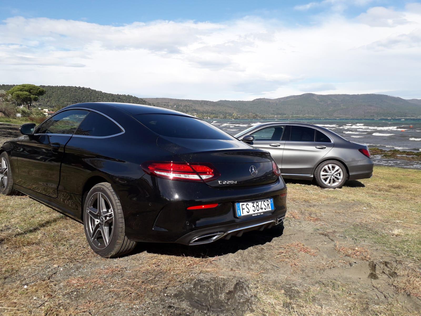 Posteriore Mercedes Classe C