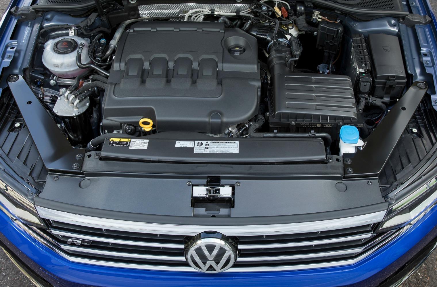 Motore nuova Volkswagen Passat