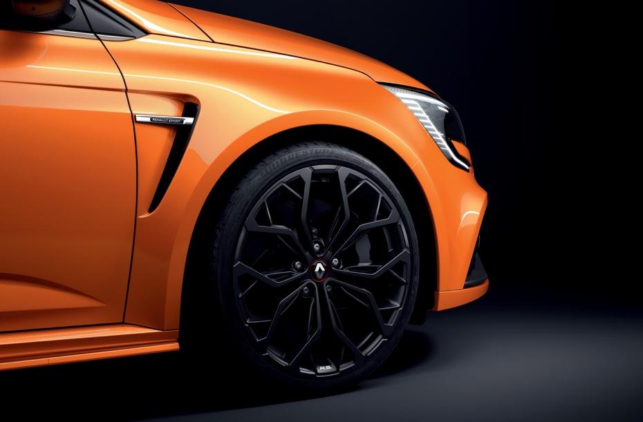 Motore di Renault Megane RS 2020