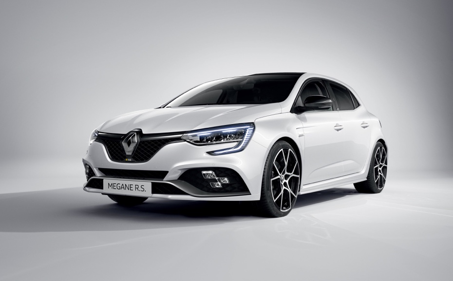 Novità di Renault Megane RS 2020
