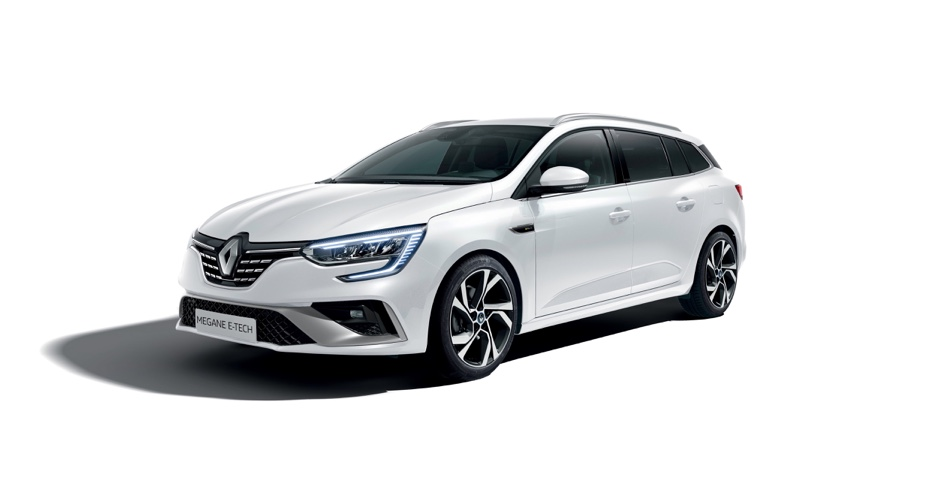 Renault Megane e-tech ibrida plug-in